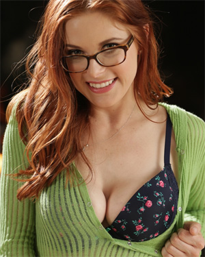 Penny Pax Naked By The Fire