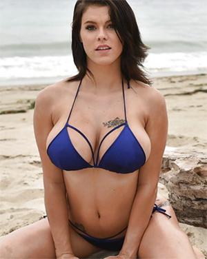 Peta Jensen Sexy Model