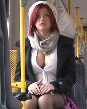 Busty Redhead Dress Order
