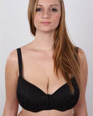 Renata Busty Czech Casting