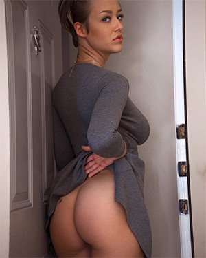Sabrina Nichole Bunny Flasher