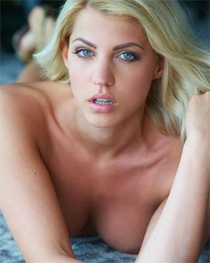 Sarah Nowak Playboy Cutie