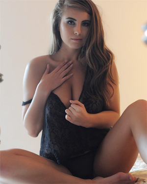 Sarah McDonald Bedroom Strip