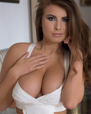 Sarah McDonald White Bodysuit
