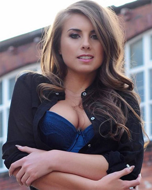 Sarah McDonald Stripping Outside