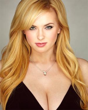 Sasha Bonilova Perfect Blonde Playmate