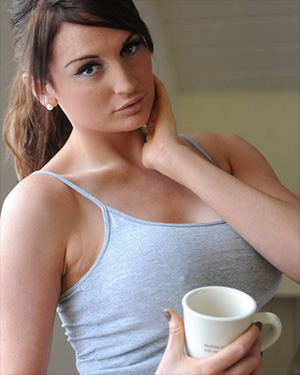 Shannon Smith Morning Coffee Turned Horny