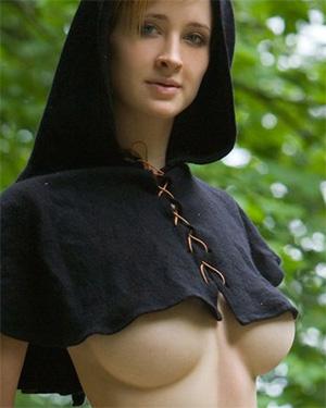 Silke Unique Perky Tits
