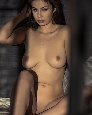 Sophie Limma Shadow Secrets Playboy