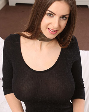 Stella Cox Sexy Black Dress