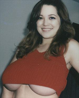 Tessa Fowler Polaroids