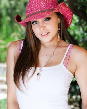 Tiffany Star Sexy Pink