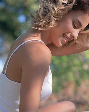 Toni Maria Shadow Play Playboy
