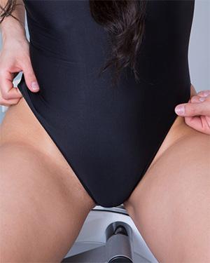 Valentina Bubble Butt Swimsuit Heaven