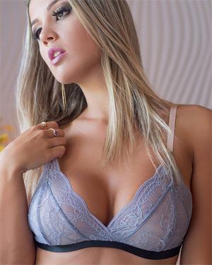 Vanessa Vailatti Lace Panties